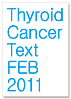[재입고] Thyroid Cancer Text