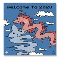 [20% 할인] welcome to 2020 달력
