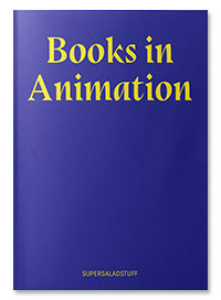 [재입고] Books in Animation